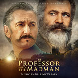 THE PROFESSOR AND THE MADMAN - BEAR McCREARY (CD + AUTOGRAPHE)