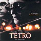 TETRO (MUSIQUE DE FILM) - OSVALDO GOLIJOV (CD)