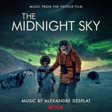 MINUIT DANS L'UNIVERS (THE MIDNIGHT SKY) - ALEXANDRE DESPLAT (CD)