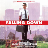 CHUTE LIBRE (FALLING DOWN) MUSIQUE - JAMES NEWTON HOWARD (CD)