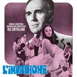 L'INVASION (MUSIQUE DE FILM) - RIZ ORTOLANI (CD)