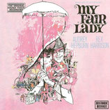 MY FAIR LADY (MUSIQUE DE FILM) - FREDERICK LOEWE - ANDRE PREVIN (CD)