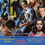 CRONACA DI UN DELITTO / OPERAZIONE MITRA (MUSIQUE) - MARIO NASCIMBENE (CD)