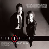 AUX FRONTIERES DU REEL (X-FILES VOLUME 2) MUSIQUE - MARK SNOW (4 CD)