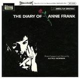 LE JOURNAL D'ANNE FRANK (MUSIQUE DE FILM) - ALFRED NEWMAN (CD)