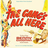 BANANA SPLIT (THE GANG'S ALL HERE) MUSIQUE - HARRY WARREN (CD)
