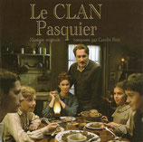 LE CLAN PASQUIER (MUSIQUE DE FILM) - CAROLIN PETIT (CD)