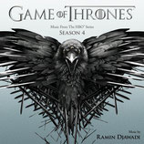 LE TRONE DE FER SAISON 4 (GAME OF THRONES) - RAMIN DJAWADI (CD)