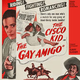 THE CISCO KID (MUSIQUE DE FILM) - ALBERT GLASSER (CD)