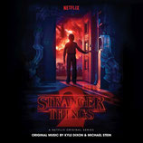 STRANGER THINGS 2 (MUSIQUE) - KYLE DIXON - MICHAEL STEIN (CD)