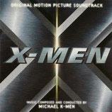 X-MEN (MUSIQUE DE FILM) - MICHAEL KAMEN (CD)
