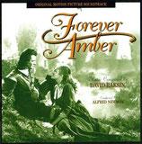 AMBRE (FOREVER AMBER) MUSIQUE DE FILM - DAVID RAKSIN (CD)