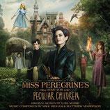 MISS PEREGRINE ET LES ENFANTS PARTICULIERS - MATTHEW MARGESON (CD + AUTOGRAPHE)