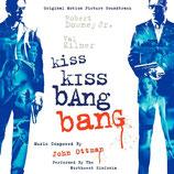 KISS KISS BANG BANG (MUSIQUE DE FILM) - JOHN OTTMAN (CD)