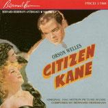 CITIZEN KANE (MUSIQUE DE FILM) - BERNARD HERRMANN (CD)