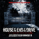 HOUSE AT THE END OF THE DRIVE (MUSIQUE DE FILM) - ALAN HOWARTH (CD)