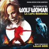 LA LOUVE SANGUINAIRE (MUSIQUE DE FILM) - LALLO GORI (CD)
