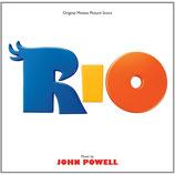 RIO (MUSIQUE DE FILM) - JOHN POWELL (CD)