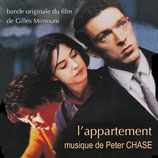 L'APPARTEMENT (MUSIQUE DE FILM) - PETER CHASE (CD)
