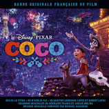 COCO (MUSIQUE DE FILM) VERSION FRANCAISE - MICHAEL GIACCHINO (CD)
