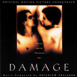 FATALE (DAMAGE) MUSIQUE DE FILM - ZBIGNIEW PREISNER (CD)