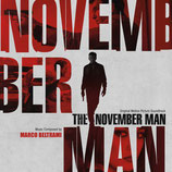 THE NOVEMBER MAN (MUSIQUE DE FILM) - MARCO BELTRAMI (CD)