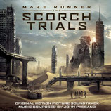 LE LABYRINTHE LA TERRE BRULEE (THE MAZE RUNNER) - JOHN PAESANO (CD)