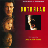 ALERTE ! (OUTBREAK) MUSIQUE DE FILM - JAMES NEWTON HOWARD (CD)