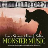 LE FILS DE FRANKENSTEIN / LE LOUP-GAROU (MUSIQUE) - FRANK SKINNER - HANS J. SALTER (CD)