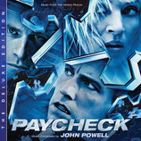 PAYCHECK (MUSIQUE DE FILM) - JOHN POWELL (2 CD)