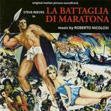 LA BATAILLE DE MARATHON (MUSIQUE DE FILM) - ROBERTO NICOLOSI (CD)
