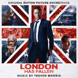 LA CHUTE DE LONDRES (LONDON HAS FALLEN) - TREVOR MORRIS (CD)