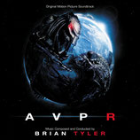 ALIENS VS PREDATOR REQUIEM (MUSIQUE DE FILM) - BRIAN TYLER (CD)