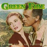 L'EMERAUDE TRAGIQUE (GREEN FIRE) MUSIQUE DE FILM - MIKLOS ROZSA (CD)