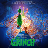 LE GRINCH (MUSIQUE DE FILM) - DANNY ELFMAN (CD)