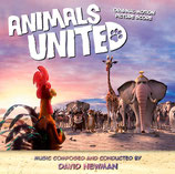 ANIMAUX ET COMPAGNIE (ANIMALS UNITED) - DAVID NEWMAN (CD)