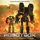 ROBOT JOX (MUSIQUE DE FILM) - FREDERIC TALGORN (CD)