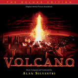 VOLCANO (MUSIQUE DE FILM) DELUXE EDITION - ALAN SILVESTRI (CD)