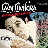 LADY LUCIFERA (POLVOS MAGICOS) MUSIQUE - STELVIO CIPRIANI (CD)
