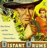 LES AVENTURES DU CAPITAINE WYATT (DISTANT DRUMS) - MAX STEINER (2 CD)