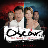 OSCAR THE COLOR OF DESTINY (MUSIQUE DE FILM) - DIEGO NAVARRO (CD)