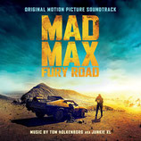 MAD MAX  FURY ROAD (MUSIQUE) - TOM HOLKENBORG - JUNKIE XL (CD)