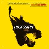 OBSESSION (MUSIQUE DE FILM) - BERNARD HERRMANN (CD)