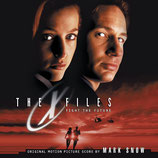 THE X-FILES LE FILM (MUSIQUE DE FILM) - MARK SNOW (CD)