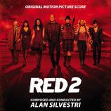 RED 2 (MUSIQUE DE FILM) - ALAN SILVESTRI (CD)