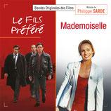 LE FILS PREFERE / MADEMOISELLE (MUSIQUE DE FILM) - PHILIPPE SARDE (CD)
