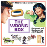 UN MORT EN PLEINE FORME (THE WRONG BOX) MUSIQUE - JOHN BARRY (CD)
