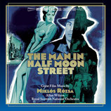 LE SERUM DE LONGUE VIE (THE MAN IN HALF MOON STREET) - MIKLOS ROZSA (CD)