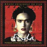 FRIDA (MUSIQUE DE FILM) - ELLIOT GOLDENTHAL (CD)
