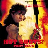 HOT SHOTS ! 2 (HOT SHOTS ! PART DEUX) MUSIQUE - BASIL POLEDOURIS (CD)